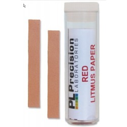 Red Litmus paper (Turns blue in alkali solutions)-pkt100