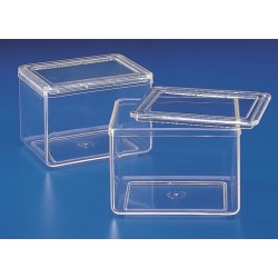 """Kartell Slide staining dish PMP (TPX®) """"clear"""""""