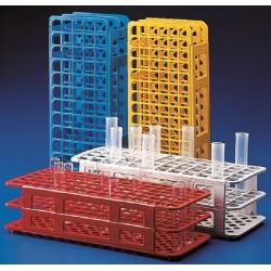 Kartell Polypropylene Test Tube Racks, Autoclavable, each