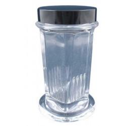 Technos Coplin Glass Staining Jar with Plastic Screw Lid, each