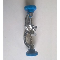 Metapp Retort Bosshead, high quality, holds up to 16mm diam objects. (Made in Australia)