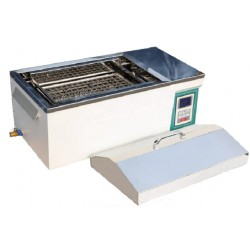 LABEC Shaking Water Bath for Culture tubes RT-100 degC
