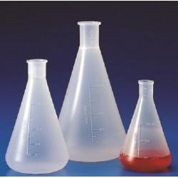 Kartell Polypropylene Conical Erlemmeyer Flascks, Narrow Neck