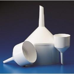 Kartell Polypropylene Buckner Funnels, Heat & Corrosion Resistant,  Autoclavable, each