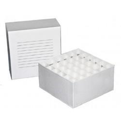 Biologix 15mL & 50mL Freezer Cardboard Storage Boxes