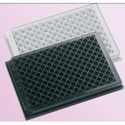 FINNERAN-PORVIAR- Krystal™ 96-well glass bottom plates, 335nm UV optical cut-off, well volume 350μl, pkt/10