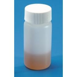 Kartell Macro Scintillation 20mL vials, HDPE heavy wall. Special PP screw cap to achieve leakproof closure, ctn/1,000