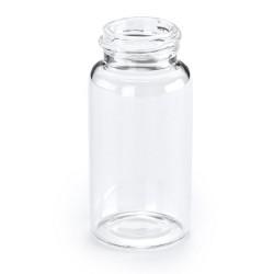 Finneran - 20mL Glass Scintillation Vial Assembled with 22-400mm, No Cap, pkt/100/case/500