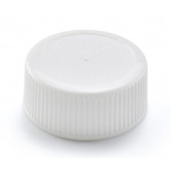 Finneran - 22-400mm Polypropylene Solid  Cap with PTFE/Silicon liner, suits FINN-320022-2860, pkt/100