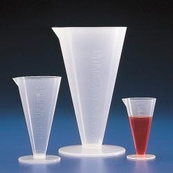 Kartell Conical Polypropylene Plastic Graduated Measures