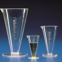 Kartell Conical Graduated Measures PMP (TPX®)