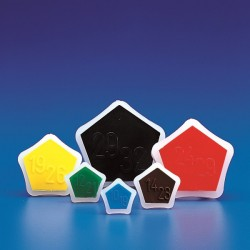 Kartell Plastic (PE) Conical Stoppers