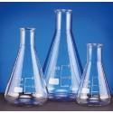 Erlenmeyer Glass Flasks - Narrow Neck
