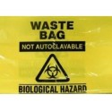 Clinical Waste Bags with Label